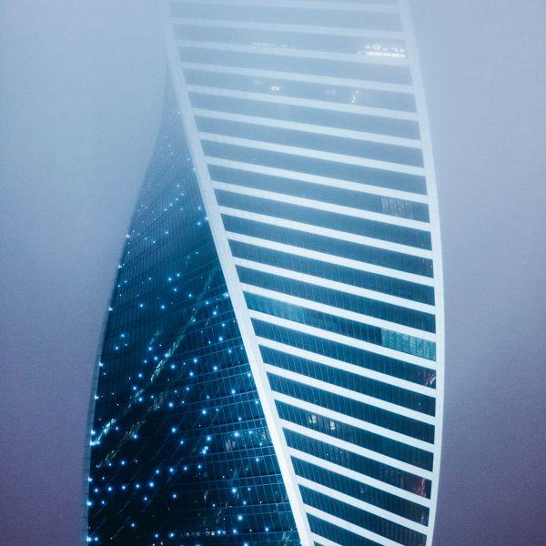 Biology - DNA tower