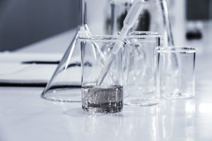 Biochemistry - beakers
