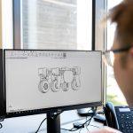 Mechanical Engineering - drafting a vehicle