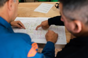 Civil Engineering - reading a site plan